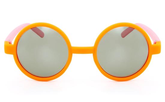 Vista Sport CH9 Polycarbonate(PC) Kids Full Rim Round Sunglasses