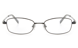 Vista First 2122 Titanium Memory Womens Full Rim Square Optical Glasses for Fashion,Classic,Nose Pads Bifocals