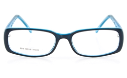 Nova Kids LO5016 Propionate Kids Full Rim Optical Glasses - Square Frame for Fashion,Classic Bifocals