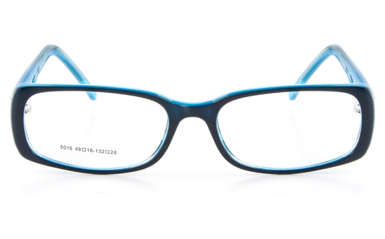 Nova Kids LO5016 Propionate Kids Full Rim Optical Glasses - Square Frame