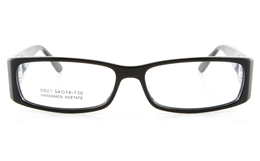 Vista First 0821 Acetate(ZYL) Womens Full Rim Optical Glasses - Square Frame for Fashion,Classic Bifocals
