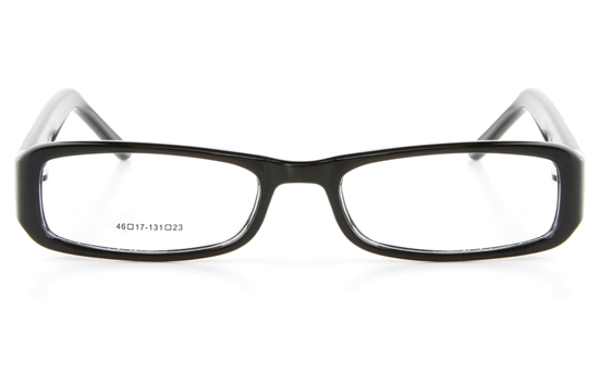 Nova Kids LO5011 Propionate Kids Full Rim Optical Glasses - Square Frame