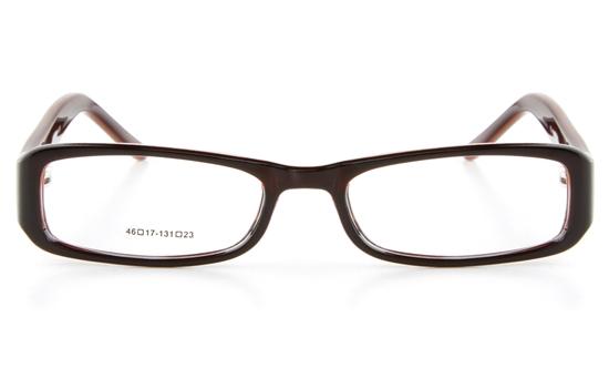 Nova Kids LO5011 Propionate Kids Full Rim Optical Glasses - Square Frame