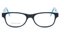 Nova Kids LO5022 Propionate Kids Full Rim Optical Glasses - Square Frame