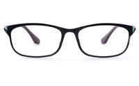 Vista First VG1051 ULTEM Mens & Womens Oval Full Rim Optical Glasses