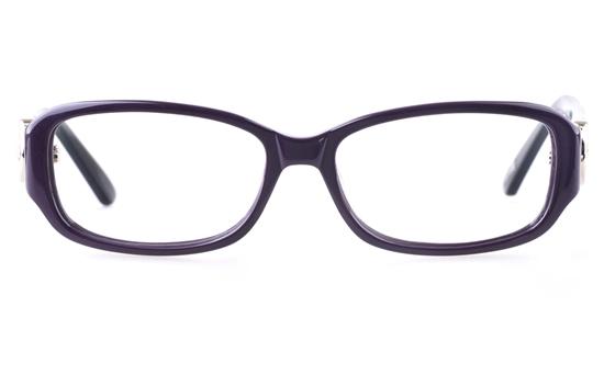 Vista First 0830-1 Acetate(ZYL)  Womens Oval Full Rim Optical Glasses