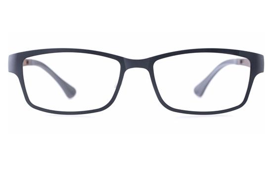 Vista First VG1010 ULTEM Mens & Womens Square Full Rim Optical Glasses