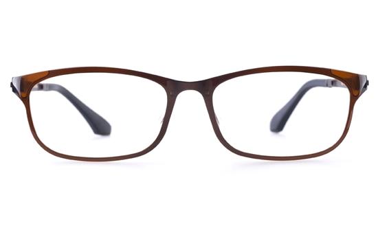 9ab44281f0 Vista First VG1051 ULTEM Mens   Womens Oval Full Rim Optical Glasses