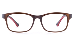 Vista First VG1026 ULTEM Mens   Womens Round Full Rim Optical Glasses for Fashion,Classic Bifocals