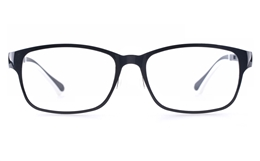 Vista First VG1039 ULTEM Mens   Womens Round Full Rim Optical Glasses for Fashion,Classic Bifocals