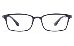 Vista First VG1038 ULTEM Mens   Womens Square Full Rim Optical Glasses for Fashion,Classic Bifocals