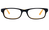 Vista Kids 0512 Acetate(ZYL)  Kids Oval Full Rim Optical Glasses