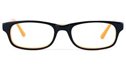 Vista Kids 0512 Acetate(ZYL)  Kids Oval Full Rim Optical Glasses
