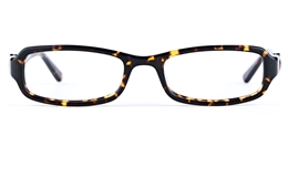 Vista First  0835 Acetate(ZYL) Womens Oval Full Rim Optical Glasses for Fashion,Classic