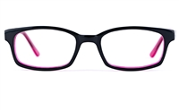 Vista Kids 0511 Acetate(ZYL)  Kids Oval Full Rim Optical Glasses