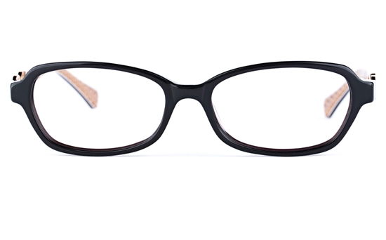 Vista First 0181 Acetate(ZYL) Womens Oval Full Rim Optical Glasses