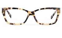Vista First 0831 Acetate(ZYL) Womens Square Full Rim Optical Glasses