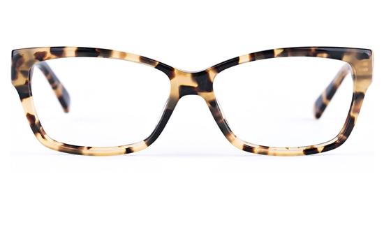 Vista First 0831 Acetate(ZYL) Womens Square Full Rim Optical Glasses