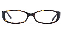 Vista First 0186 Acetate(ZYL) Womens Oval Full Rim Optical Glasses for Fashion,Classic Bifocals