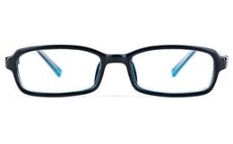 Nova Kids 3523 Propionate Kids Oval Full Rim Optical Glasses for Fashion,Classic