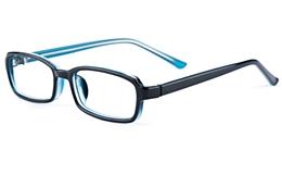 Nova Kids 3523 Propionate Kids Oval Full Rim Optical Glasses