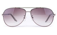 Vista Sport 2202 Stainless Steel Mens&Womens Round Full Rim Sunglasses