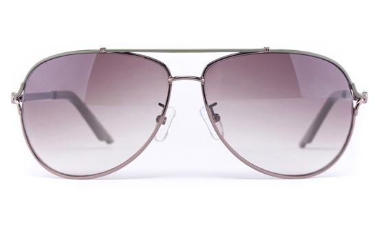 556bc46483 Vista Sport 2202 Stainless Steel Mens Womens Round Full Rim Sunglasses(Brown ~Green~Brown)