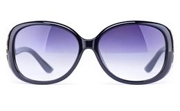 Vista Sport 2335 Propionate Womens Round Full Rim Sunglasses for Fashion,Classic,Party,Sport Bifocals