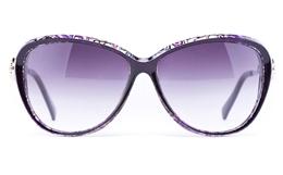 Vista Sport 2324 Stainless Steel/Propionate Womens Cat eye Full Rim Sunglasses for Fashion,Classic,Party,Sport Bifocals