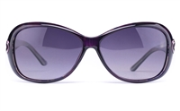 Vista Sport P1318 Propionate Womens Oval Full Rim Sunglasses