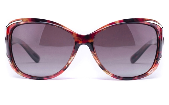 Vista Sport P1319 Propionate Womens Oval Full Rim Sunglasses