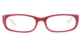 Vista Kids 0571 Acetate(ZYL) Kids Oval Full Rim Optical Glasses