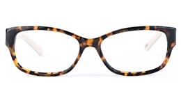 Vista First 0182 Acetate(ZYL)  Mens Womens Oval Full Rim Optical Glasses for Fashion,Classic Bifocals