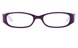 Vista Kids 0568 Acetate(ZYL) Kids Oval Full Rim Optical Glasses