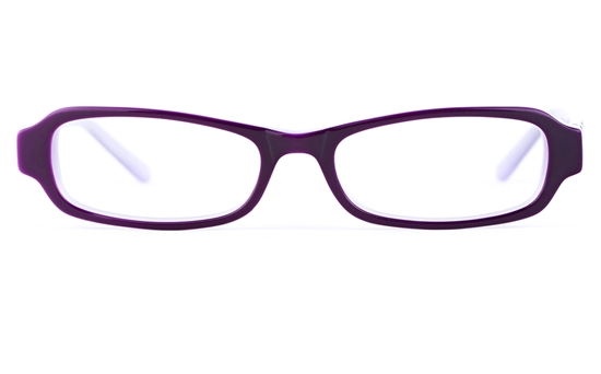 Vista Kids 0570 Acetate(ZYL) Kids Oval Full Rim Optical Glasses