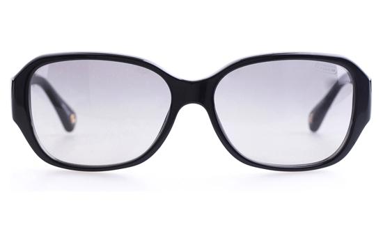 Coach HC8011B Acetate Womens Round Full Rim Sunglasses