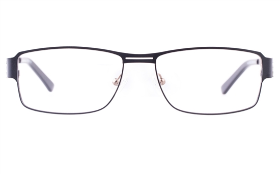 Vista First U3303 Stainless steel Mens&Womens Oval Full Rim Optical Glasses