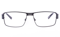 Vista First U3301 Stainless steel Mens Square Full Rim Optical Glasses