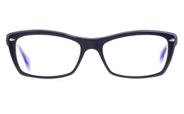 Ray-Ban RB5255 Acetate Mens Square Full Rim Optical Glasses for Fashion,Party,Sport Bifocals