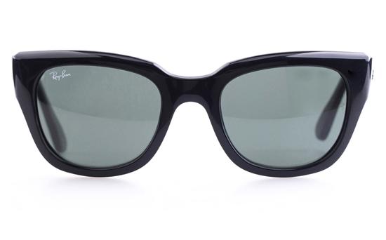 6e27650bc3 Ray-Ban RB4178 Polycarbonate(PC) Mens Womens Cat eye Full Rim Sunglasses (Black(601 71))
