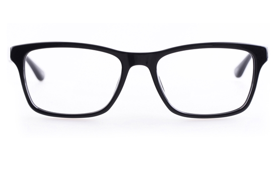 9c1791eaec Ray-Ban RB5279 Acetate Mens Square Full Rim Optical Glasses(Black(2000))