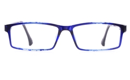 Poesia 7003 TEXTURE ULTEM Mens&Womens Rectangle Full Rim Optical Glasses