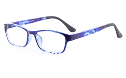 Poesia 7005 Mens&Womens Oval Full Rim Optical Glasses