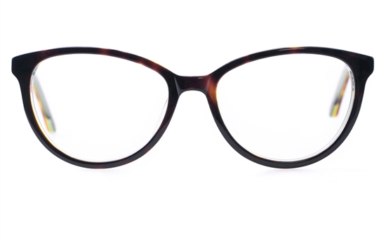 Vista First CL0212 Acetate(ZYL) Womens Cat eye Full Rim Optical Glasses