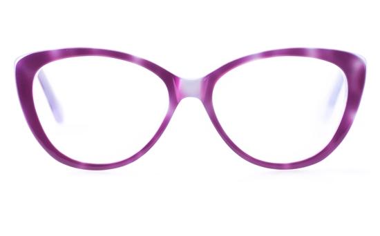 Vista First CL0213 Acetate(ZYL) Womens Cat eye Full Rim Optical Glasses