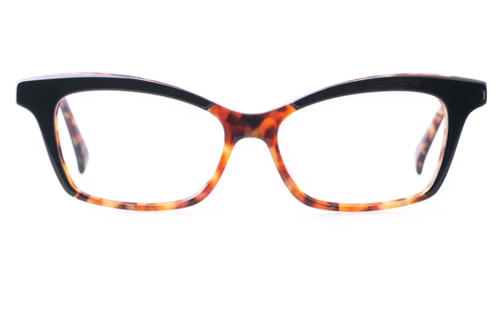 Vista First VS1002 Acetate(ZYL) Womens Cat eye Full Rim Optical Glasses