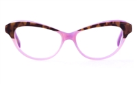 Vista First VS1001 Acetate(ZYL) Womens Cat eye Full Rim Optical Glasses