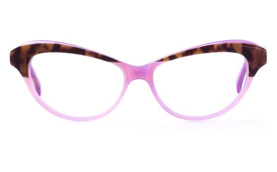 Vista First VS1001 Acetate(ZYL) Womens Cat eye Full Rim Optical Glasses