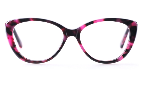 Vista First CL0213 Acetate(ZYL) Womens Cat eye Full Rim Optical Glasses