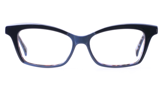 53415e57c412 Vista First VS1002 Acetate(ZYL) Womens Cat eye Full Rim Optical Glasses